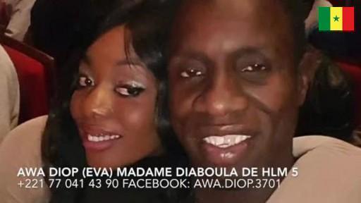 Sextape de Eva Diop Madame Diaboula