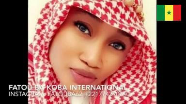 Sextape de Fatou Ba Koba International +221774290740
