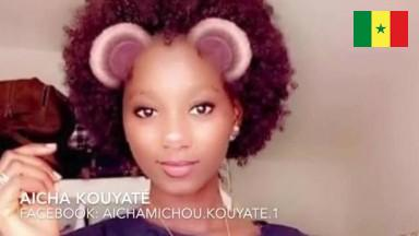 Sextape appel Video avec la belle Aicha Kouyaté