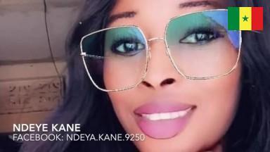 Sextape de Ndeye Kane Facebook: ndeya.kane.9250