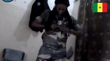 sextape d'une caporal de l'armé senegalaise