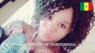 Sextape de Seynabou Camara +221777149662
