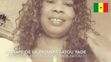 Sextape de la driyanké Fatou Yade