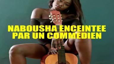 Apres Djeyna, la chanteuse Nabousha enceintée par le comédien Momo_le_con qui refuse lui aussi