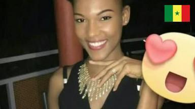 Sextape du mannequin Stephanie Diatta membre da la comité d'organisation de Miss Senegal actrice dans le clip de Daara j